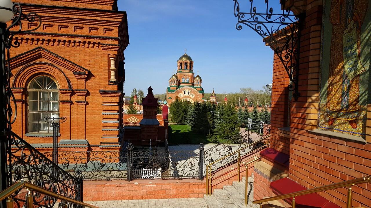 Саракташ, Свято-Троицкая Обитель Милосердия, Оренбургская область