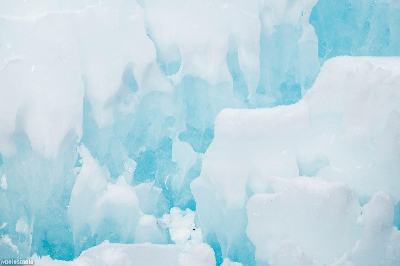 Южный Урал, Зима, Зюраткуль, Челябинская область, Башкирия, Ледяной фонтан