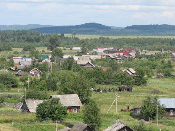Село Кленовское, Свердловская область