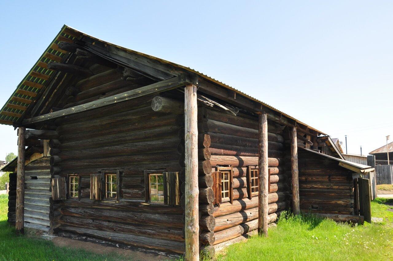 музее крестьянского быта в селе Коптелово