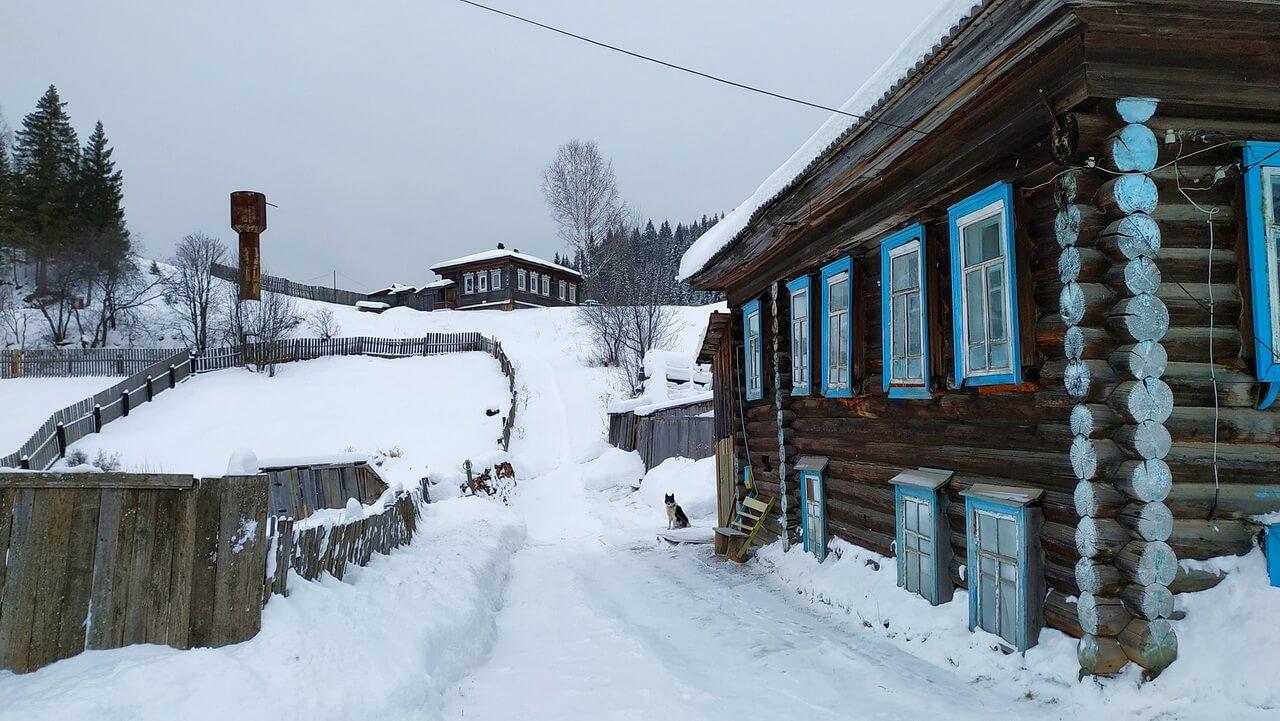 село Кын (Кыновский завод), Пермский край
