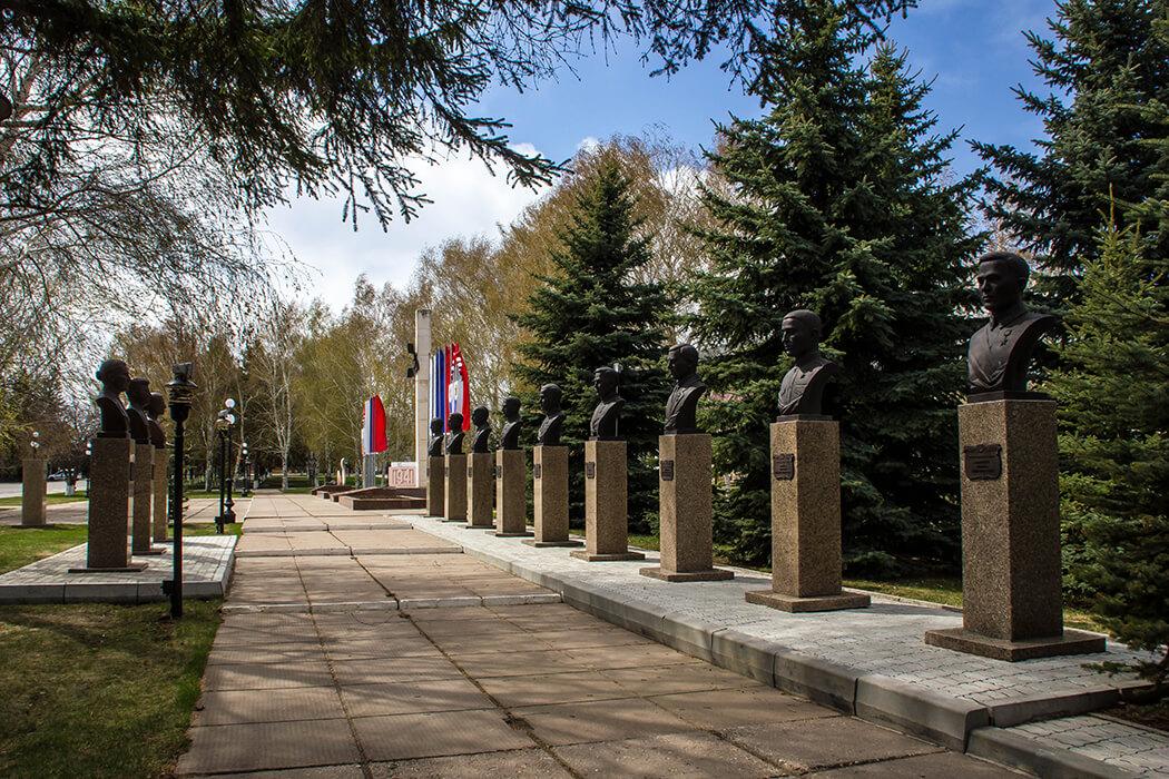 Село Шарлык