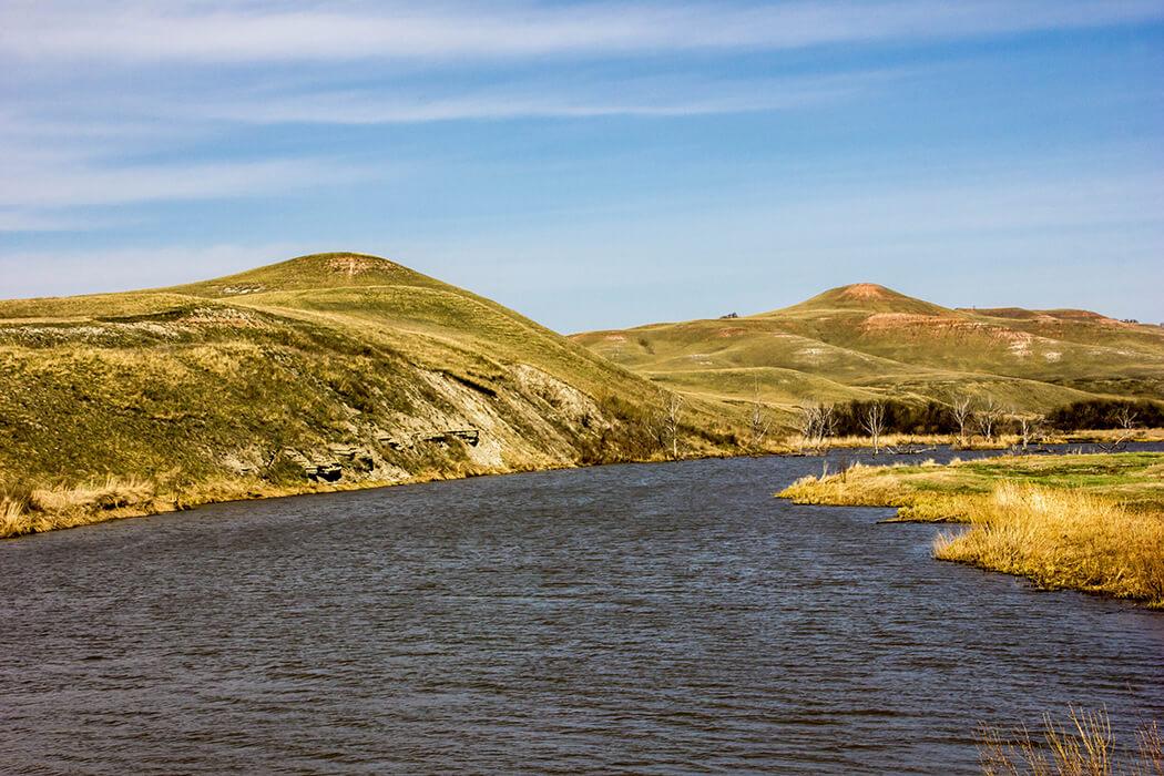 Река Дема, Оренбургская область