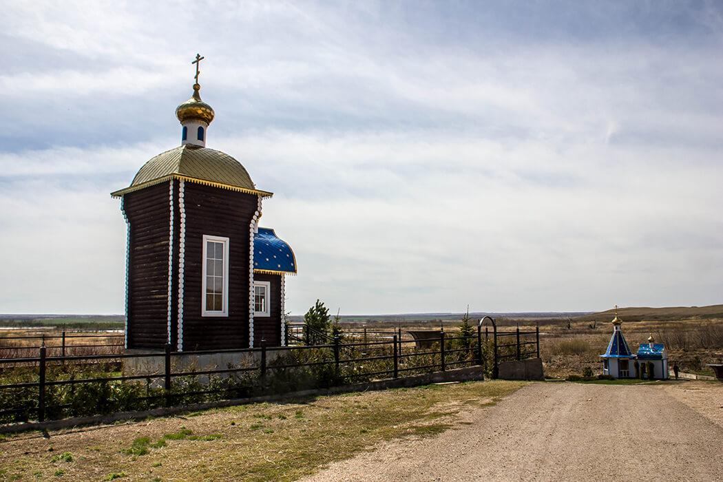 часовня Серафима Саровского