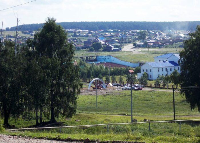 Село Тирлян, Башкортостан