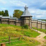 Крепостная стена п. Загубашка