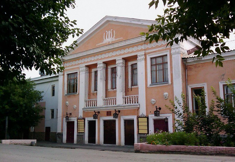 Шадринский государственный драматический театр