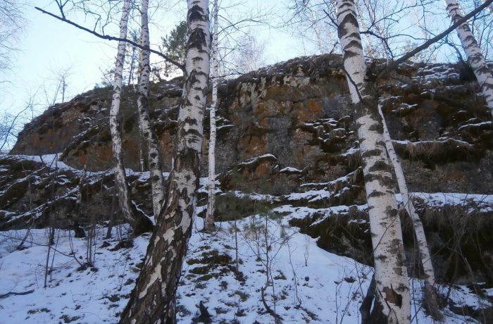 Шатский водопад, Сухой Лог, Свердловская область