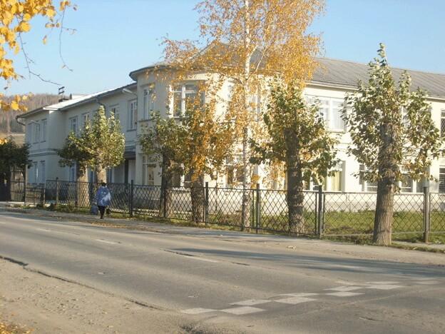 Школа №12, Верхний Тагил