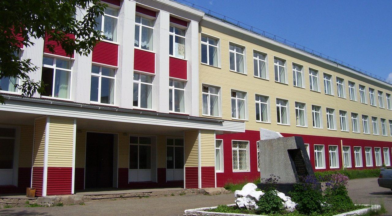 История школы № 1 города Верещагино в годы Великой Отечественной войны