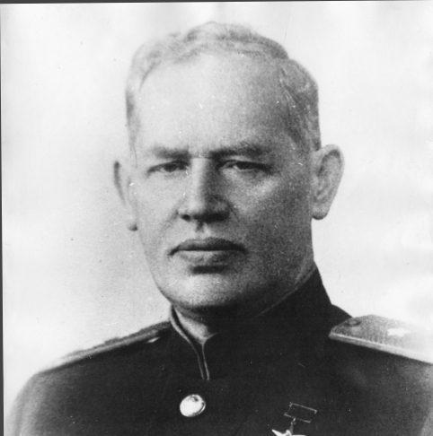 Аркадий Дмитриевич Швецов