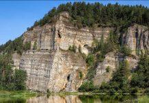 Скала Сабакай и ее пещеры, Башкортостан
