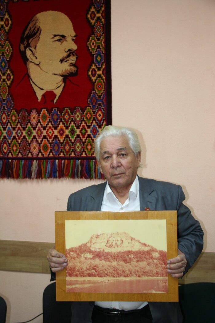 Скала Трех Вождей (скала Классиков), Башкортостан