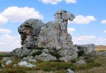 Скала Верблюд, Оренбургская область