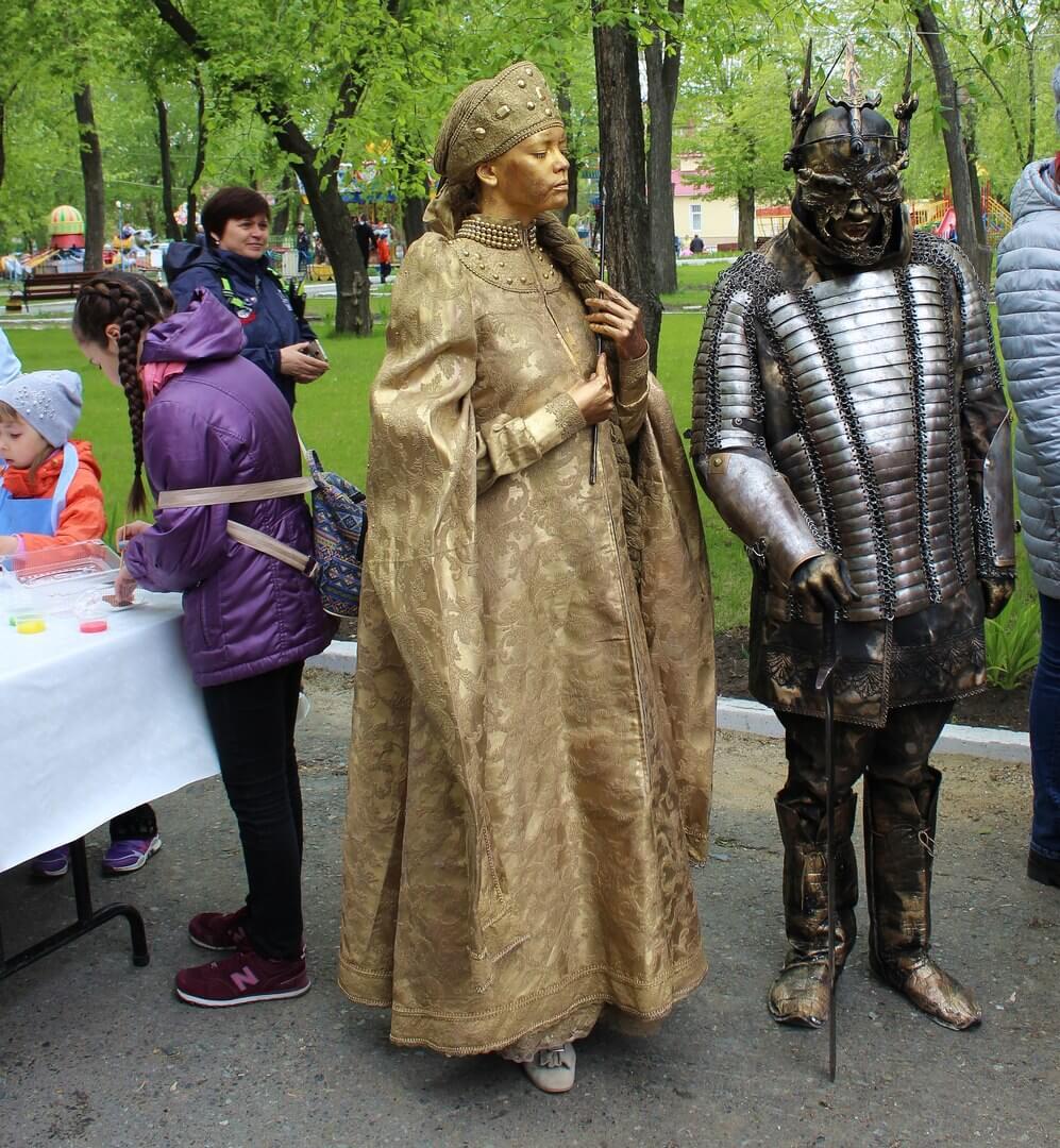 II городской сказочный фестиваль «Елена Прекрасная»
