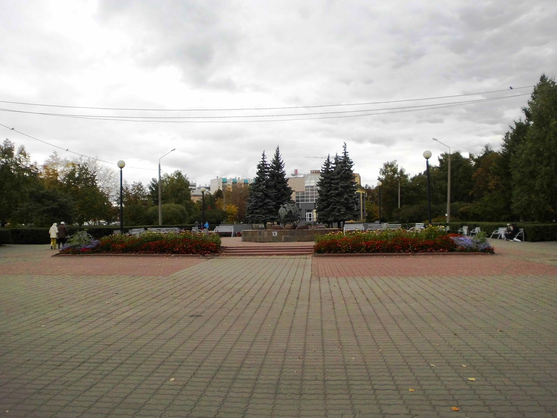 Сквер им. С. С. Андреевского в городе Челябинске