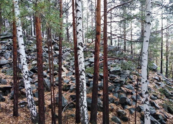 Шахты, Слюдорудник, Челябинская область