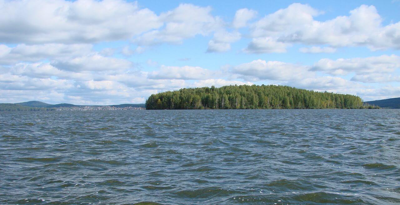 Остров Сосновый
