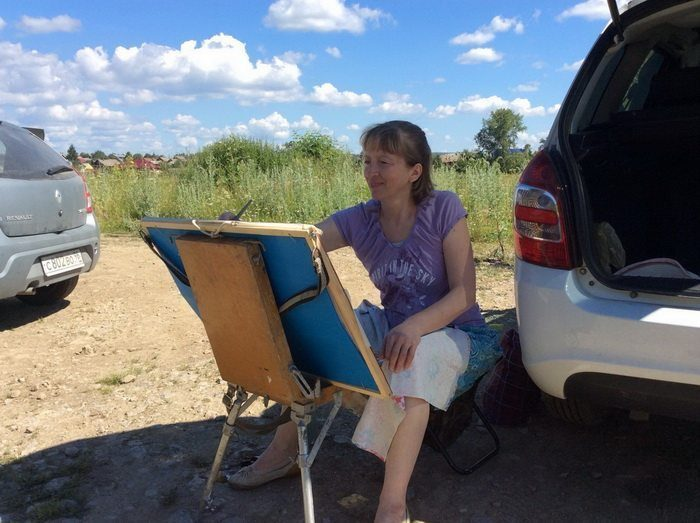 В Староуткинске проводится фестиваль «Со-Творение»