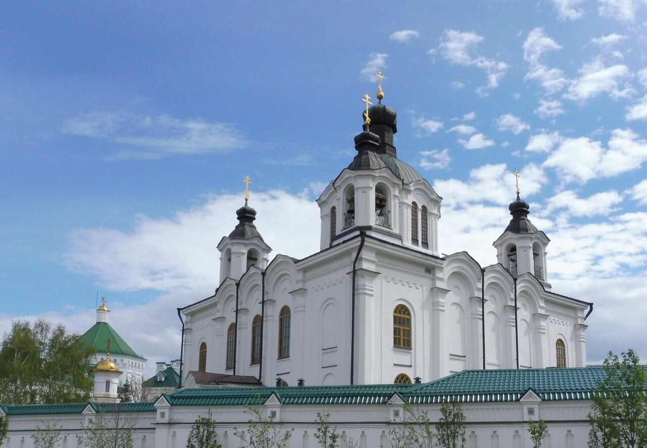 Храм в честь Всемилостивого Спаса, Екатеринбург, Свердловская область