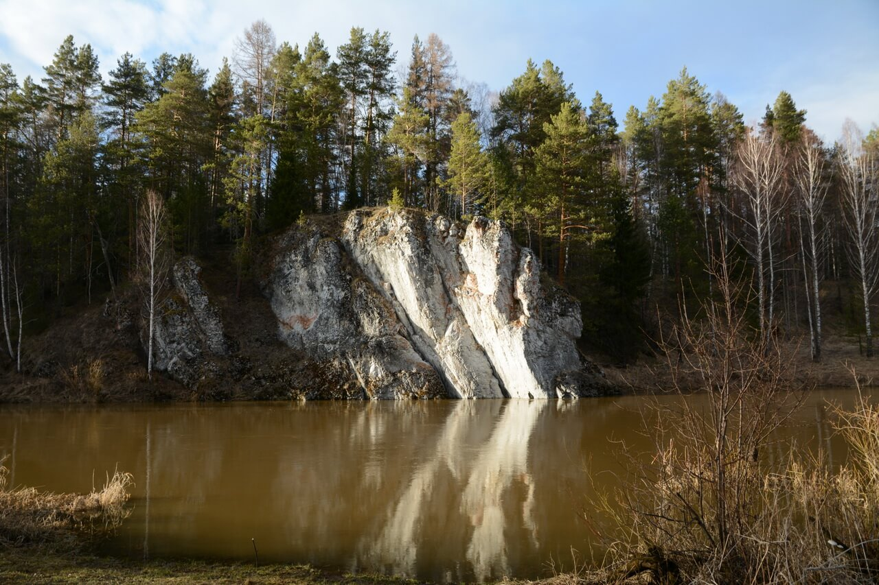 Весенний сплав по Чусовой