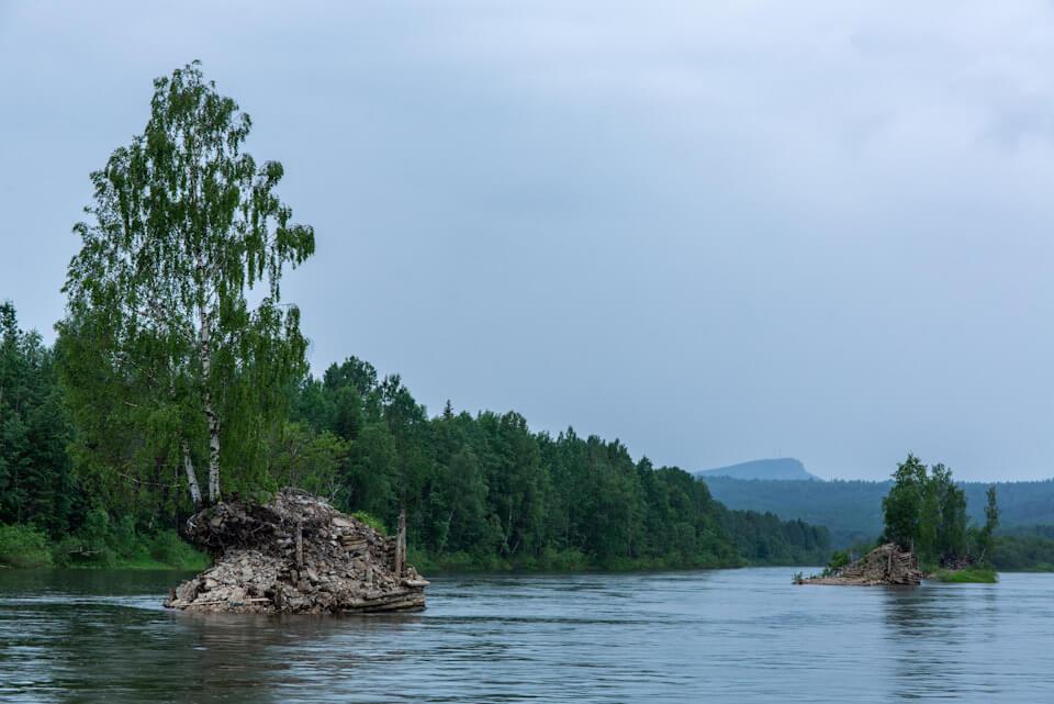 Сплав по реке Вишера, Камни Говорливый, Ветлан, Пермский край