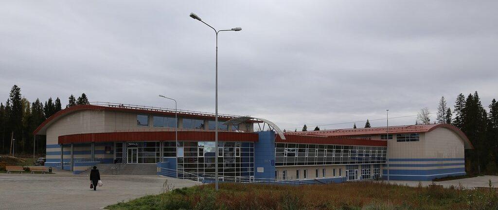 История спортивного комплекса города Чусового