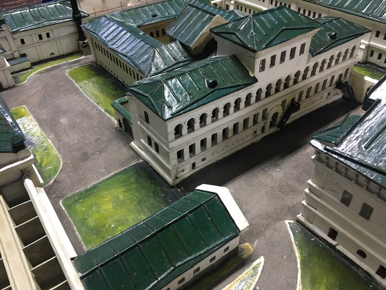 Тобольский тюремный замок, Тобольский централ, Тобольск, Тюменская область, Сибирь, Музей ссылки и каторги