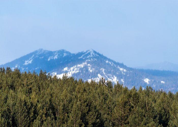 Три вершины Среднего Таганая