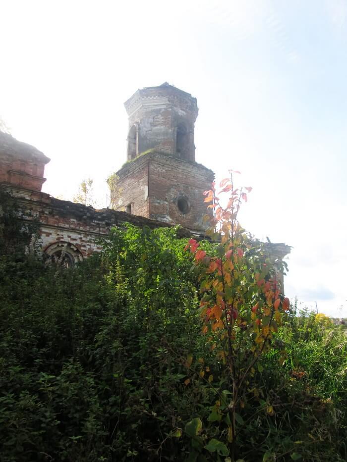 Село Прокопьевская Салда, Сретенский храм
