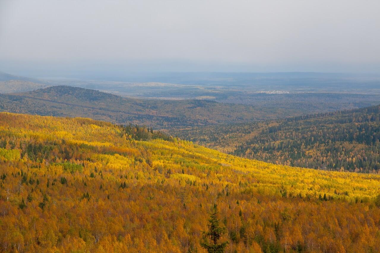 Гора Старик-камень, Свердловская область