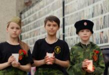 Челябинск, Челябинская область, Стена Памяти, 9 мая, День Победы, 75-летие Великой Победы