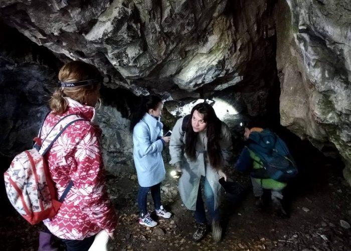 Сугомакская пещера, Челябинская область