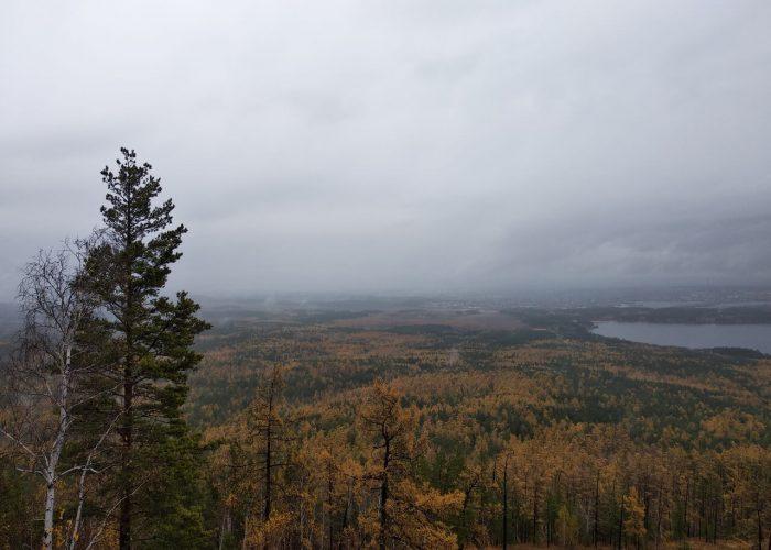 Гора Сугомак, Челябинская область