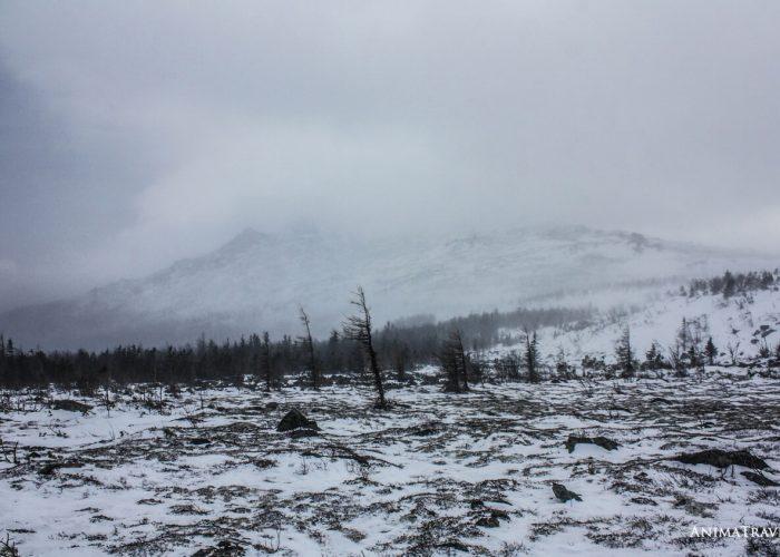 Сухогорский камень, Казанский камень, хребет Сухогорский, Свердловская область