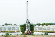 Памятники героям Великой Отечественной войны в Сухоложье