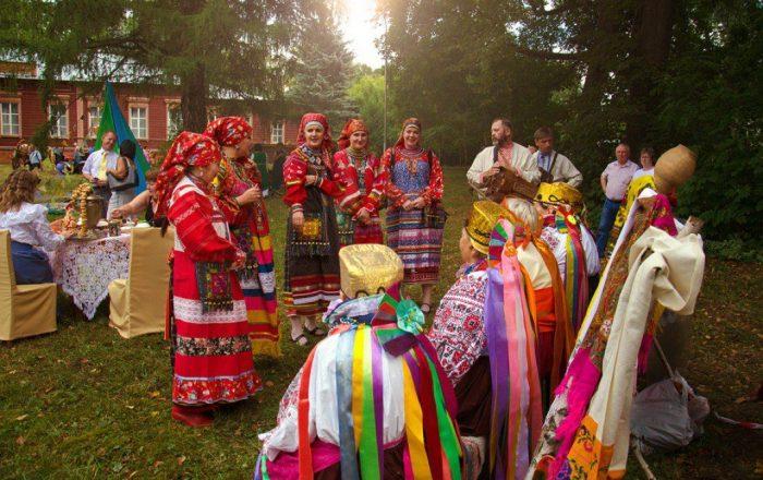 этнографический фестиваль «Тагильский калейдоскоп»