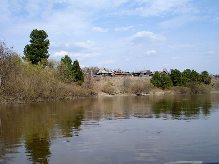 Сплав по реке Тагил