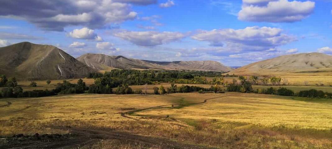 Тайны Оренбургской степи