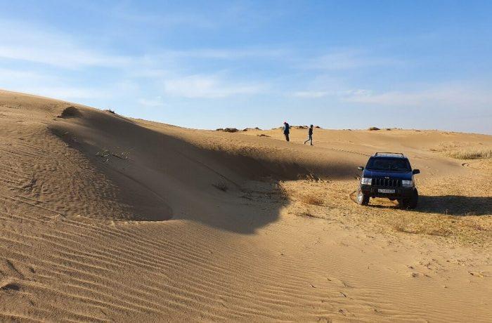 Кумакская пустыня