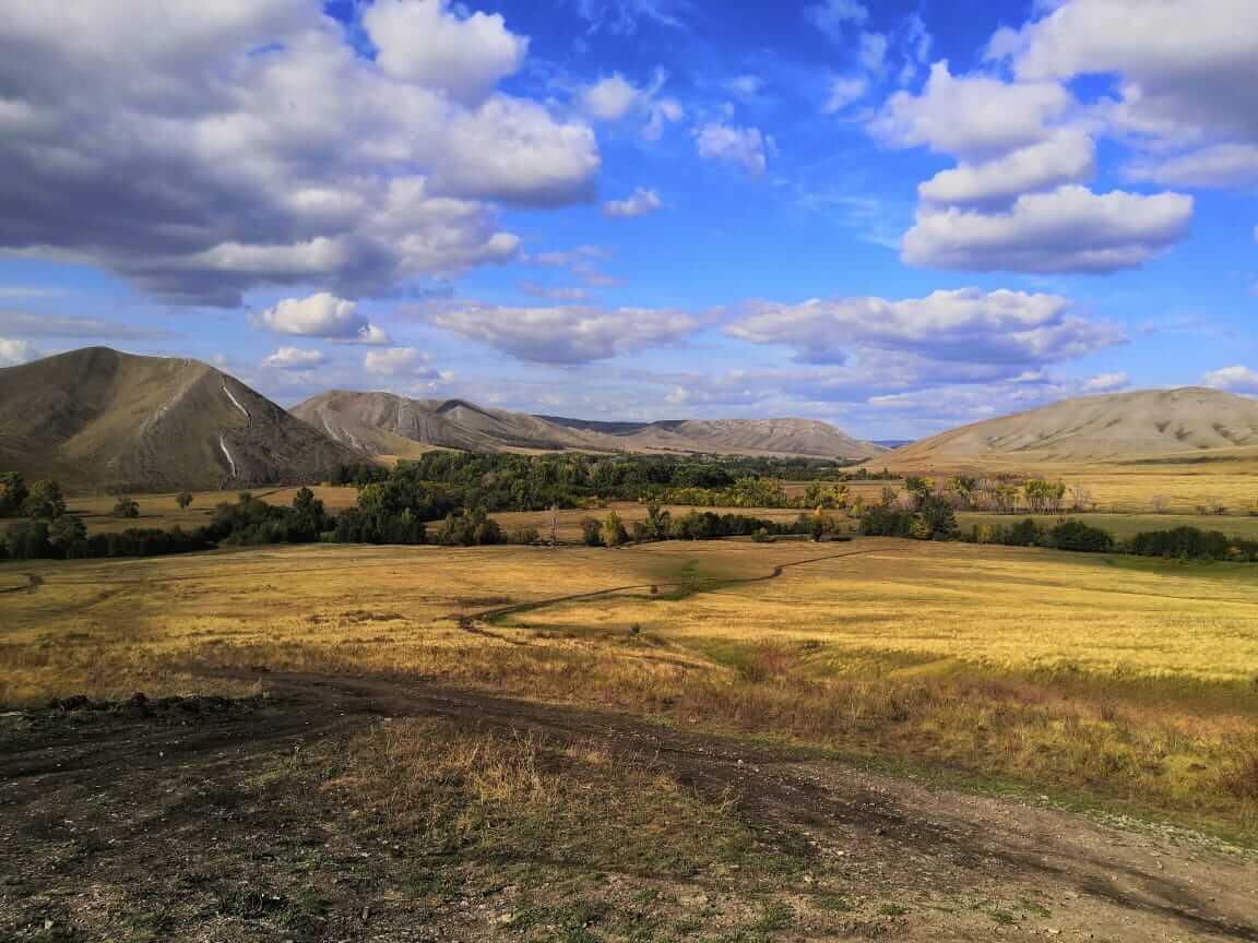 Природный парк «Боевая гора»