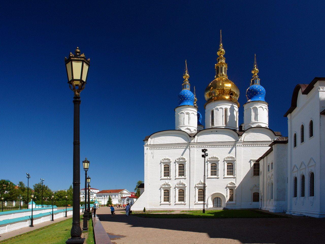 Софийско-Успенский собор, Тобольский кремль, Тобольск, Тюменская область