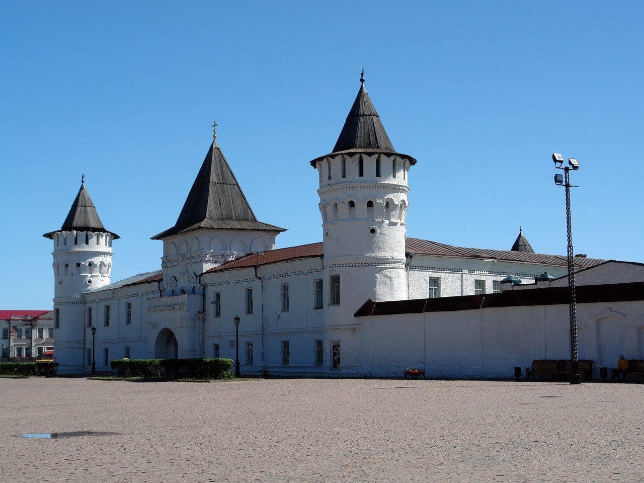 Гостиный двор, Тобольский кремль, Тобольск, Тюменская область