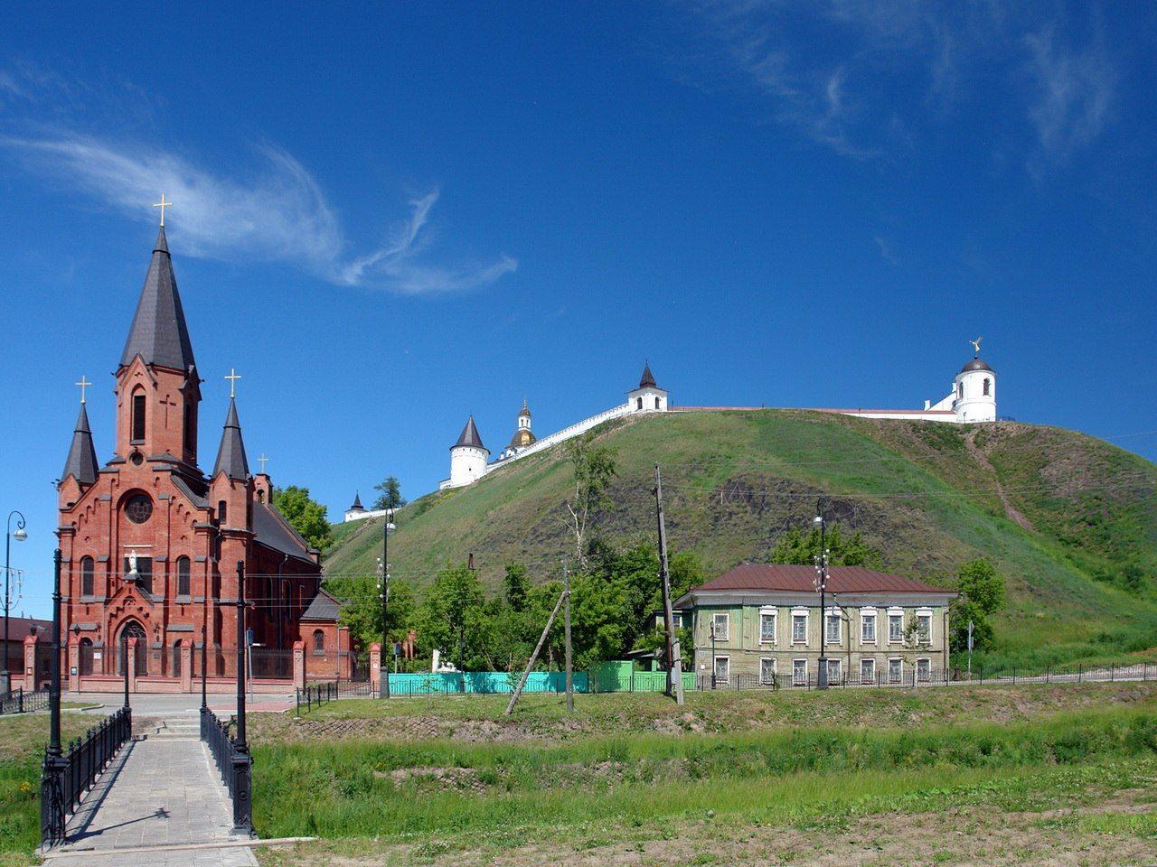 Польский костел, Тобольский кремль, Тобольск, Тюменская область