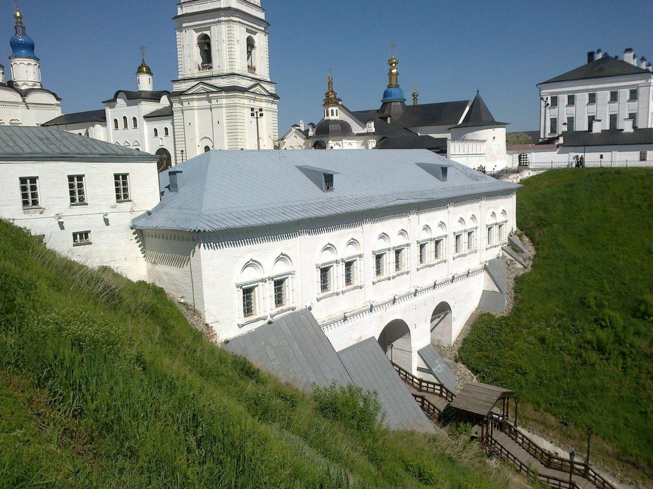 Рентерея (Шведская палата), Тобольский кремль, Тобольск, Тюменская область