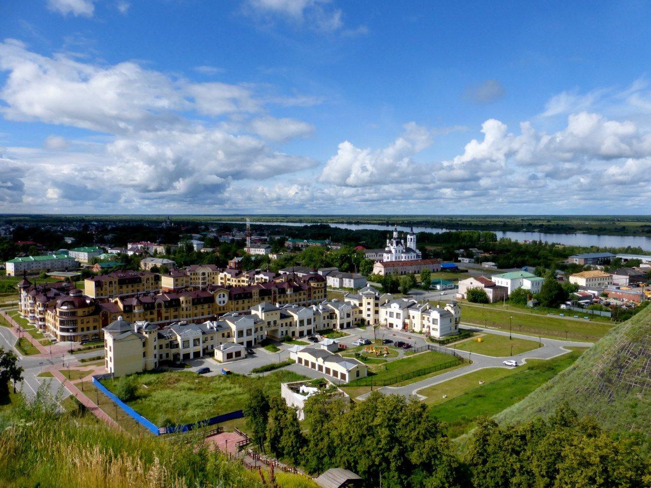 Нижний город, Тобольский кремль, Тобольск, Тюменская область