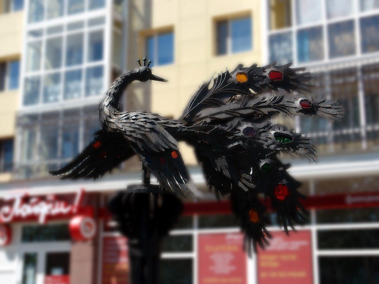 Жар-птица, Тобольск, Тюменская область