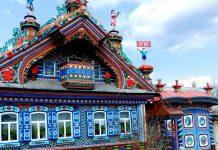 Дом кузнеца Кириллова, Село Кунара, Свердловская область