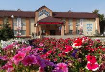 Тюменская область, село Абатское, малые города, Дворец культуры в Абатском, Абатский РДК