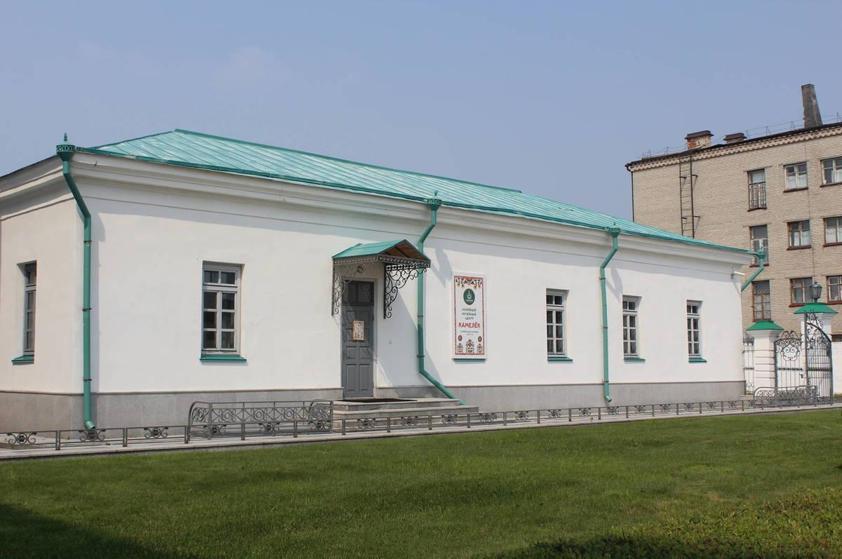 Камелёк, Тобольский кремль, Тобольск, Тюменская область